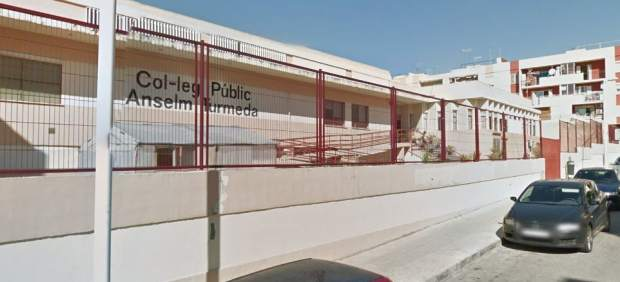 Image result for colegio anselm turmeda palma
