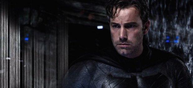 Ben Affleck, como Batman