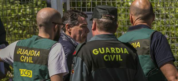 Ignacio González, detenido