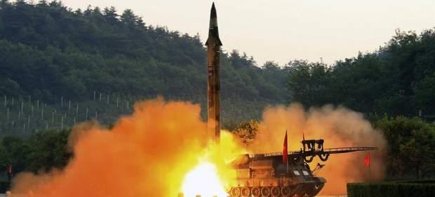Misil de Corea del Norte
