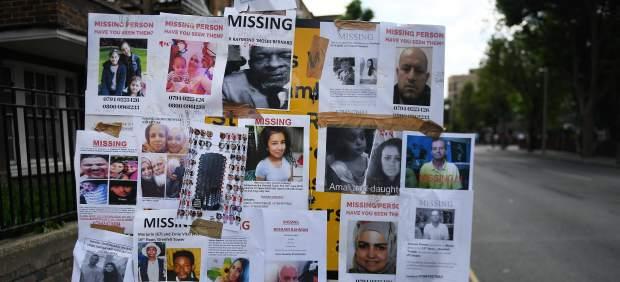 Desaparecidos en Londres