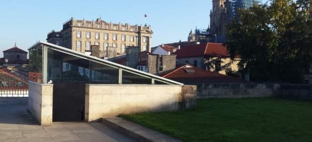 Agresión Santiago de Compostela
