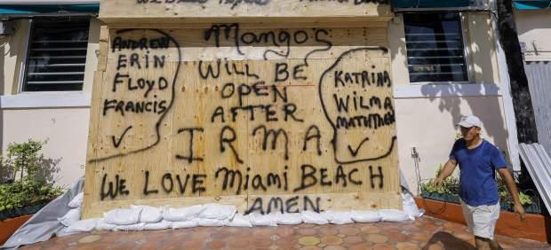 Florida, ante el huracán Irma
