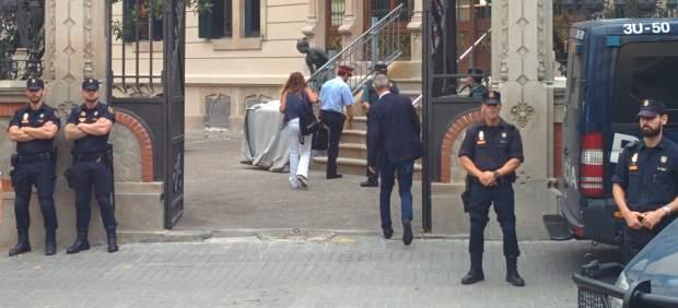 El comisario de los Mossos Ferran López