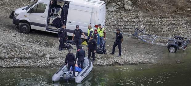 Localizan 2 cadáveres en Susqueda