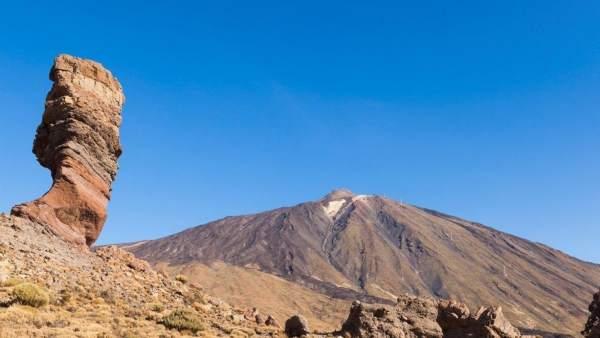 Resultado de imagen para volcan del Teide