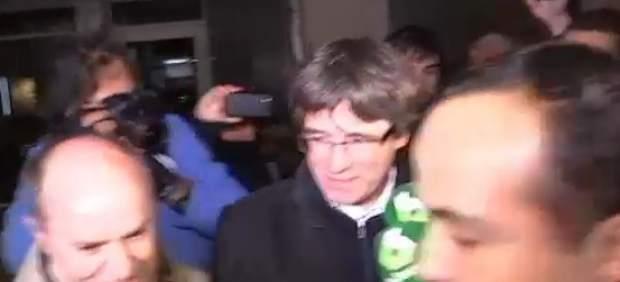 El expresident Carles Puigdemont