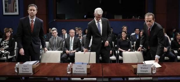 Audiencia en el Senado de EE UU