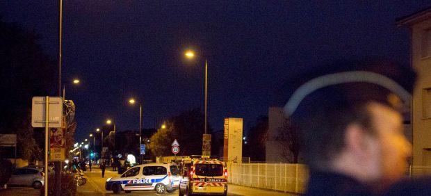 Tres estudiantes heridos en un atropello múltiple en Toulouse