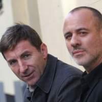 Javier Gutiérrez y Antonio de la Torre dan vida a un escritor mediocre y a un profesor tirano