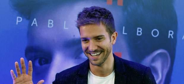 Pablo Alborán presenta 'Prometo', su nuevo disco de estudio