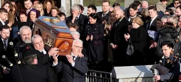 Funeral de Dolores O'Riordan