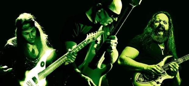 Joe Satriani, John Petrucci y Uli Jon Roth