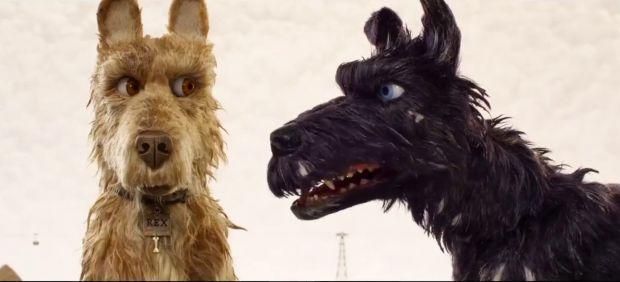 'Isla de perros'