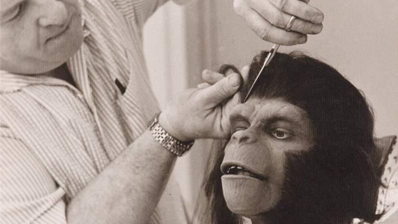 El planeta de los simios - maquillaje