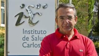 Resultado de imagen de Julio Ruiz doctor en física y  jefe de epidemiología del IS Carlos III