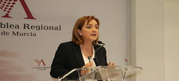 La diputada del Grupo Parlamentario Socialista, Consuelo Cano