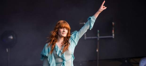Florence Welch Florence + The Machine