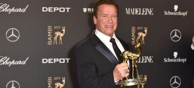 Arnold Schwarzenegger: 140