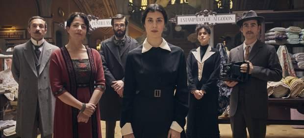 RTVE ha comenzado a rodar 'La mujer del siglo'.