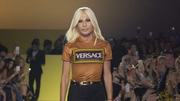 Image result for michael kors and donatella versace