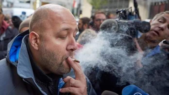 Resultado de imagen para Miles de personas en Estados Unidos y Canadá celebraron el día de la marihuana