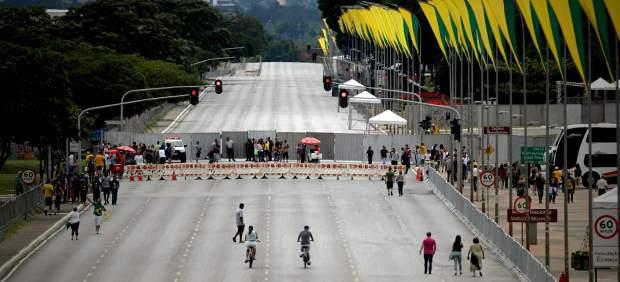 Preparativos para la investidura de Jair Bolsonaro como presidente de Brasil