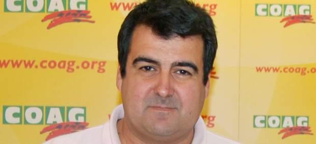 Andrés Góngora, responsable estatal de frutas de COAG