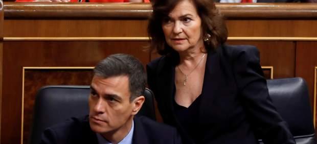 Sánchez y Calvo, en el Congreso