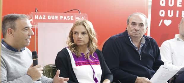 28A.- Zaragoza.- 'Estas Elecciones Nos Jugamos Si Queremos Un Gobierno Trasvasista En Madrid', Asegura Sumelzo (PSOE)