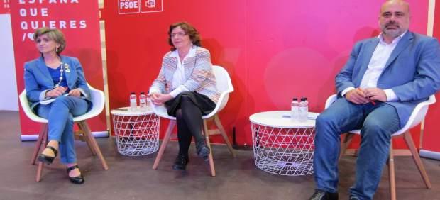 28A.- La Ministra De Sanidad Subraya El Compromiso De Pasar De Los 1.200 A Los 2.100 Millones De Euros Para Dependencia