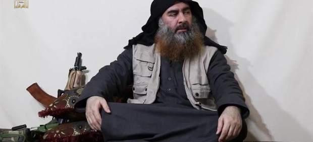 Al Bagdadi, líder de Estado Islámico