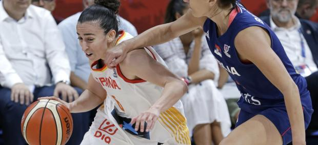 España busca un nuevo titulo del Eurobasket femenino