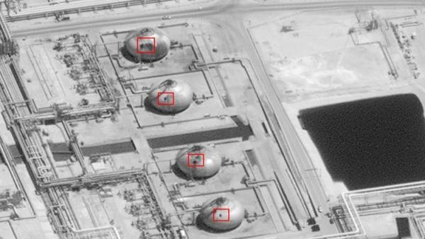 Ataque a refinerías en Arabia Saudí