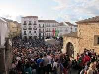 Unos 60 agentes de la Policía Local y Nacional velarán a diario por el tráfico y la seguridad en el Womad de Cáceres