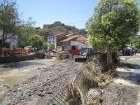Yuste (CHA) reclamará en el pleno del Congreso ayudas para las comarcas afectadas por las riadas