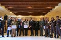 Interior entrega en León las Menciones Honoríficas al personal de empresas de seguridad privada