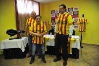 La empresa Manolica regala la camiseta 'Catar Jamón de Teruel' para impulsar la promoción gastronómica
