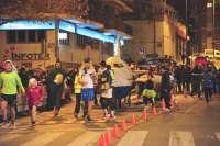 Unos 750 corredores participan en la San Silvestre de Teruel