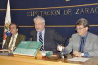 La IFC y la Fundación Sáinz de Varanda editan 600 ejemplares del Anuario Aragonés del Gobierno Local 2013