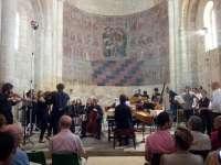 El Festival y Curso de Música Antigua se clausura con un concierto de los alumnos