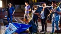 El rodaje de 'Bendita Calamidad' se traslada a Tarazona y necesita extras para recrear el Cipotegato