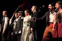 Rubielos de Mora se adentra en la Francia del XIX con el musical 'Los Miserables'