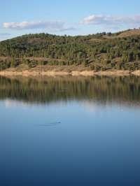 Los embalses de la Cuenca del Ebro están al 66,1% de su capacidad