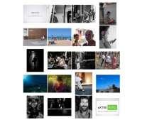 La Biblioteca de Aragón muestra la exposición fotográfica 'Gentes'