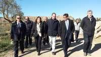 La empresa Reciclados y Derribos del Pirineo contrata a 18 personas en su nueva planta de reciclaje
