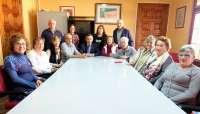 El Ayuntamiento turiasonense reconoce a las asociaciones de vecinos con el premio 'Ciudad de Tarazona'