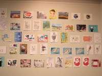 'Postales desde el Limbo' reúne a 620 artistas y 1.250 obras en su quinta edición