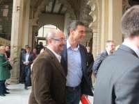 Lambán afirma que el PSOE es