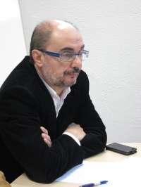 El secretario general del PSOE-Aragón señala que